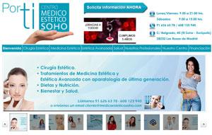 Cirugia estetica en Madrid